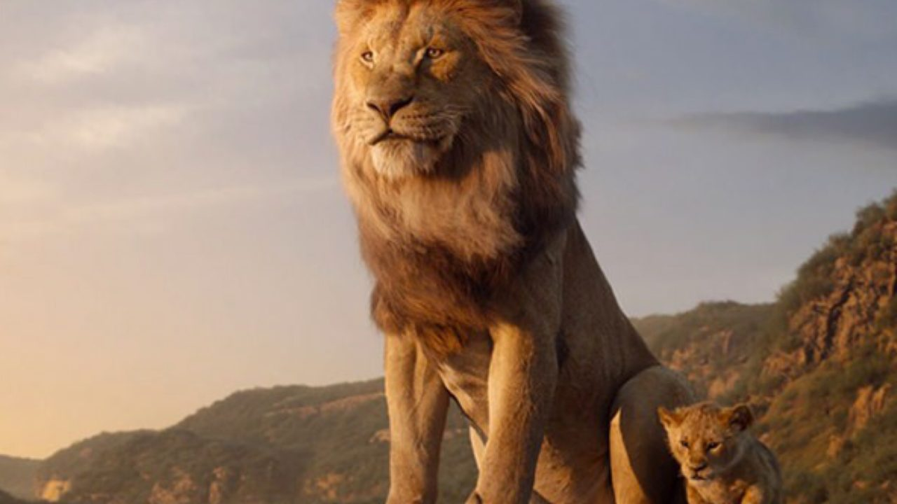ライオンキング 実写